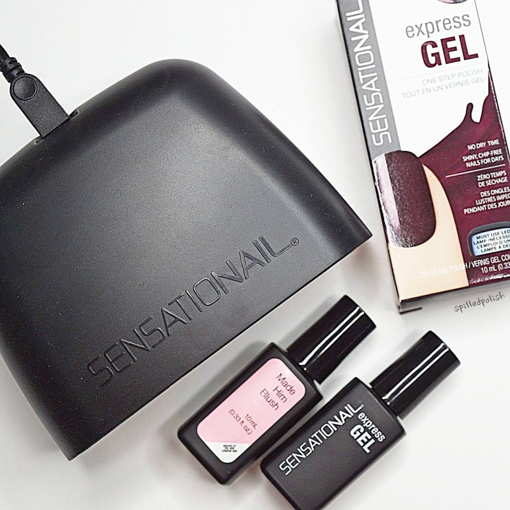Sensationail's Express Gel Kit