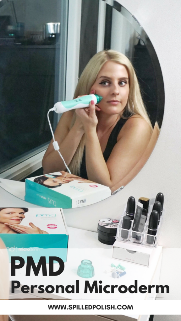 PMD - Personal Microdermabrasion Review