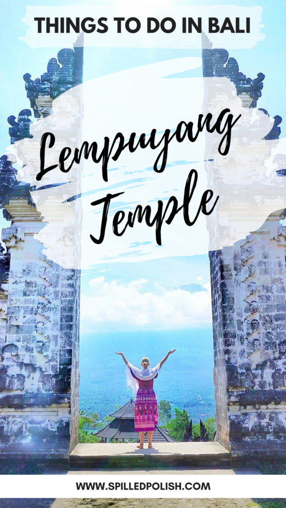 Things to do in Bali: Lempuyang Temple