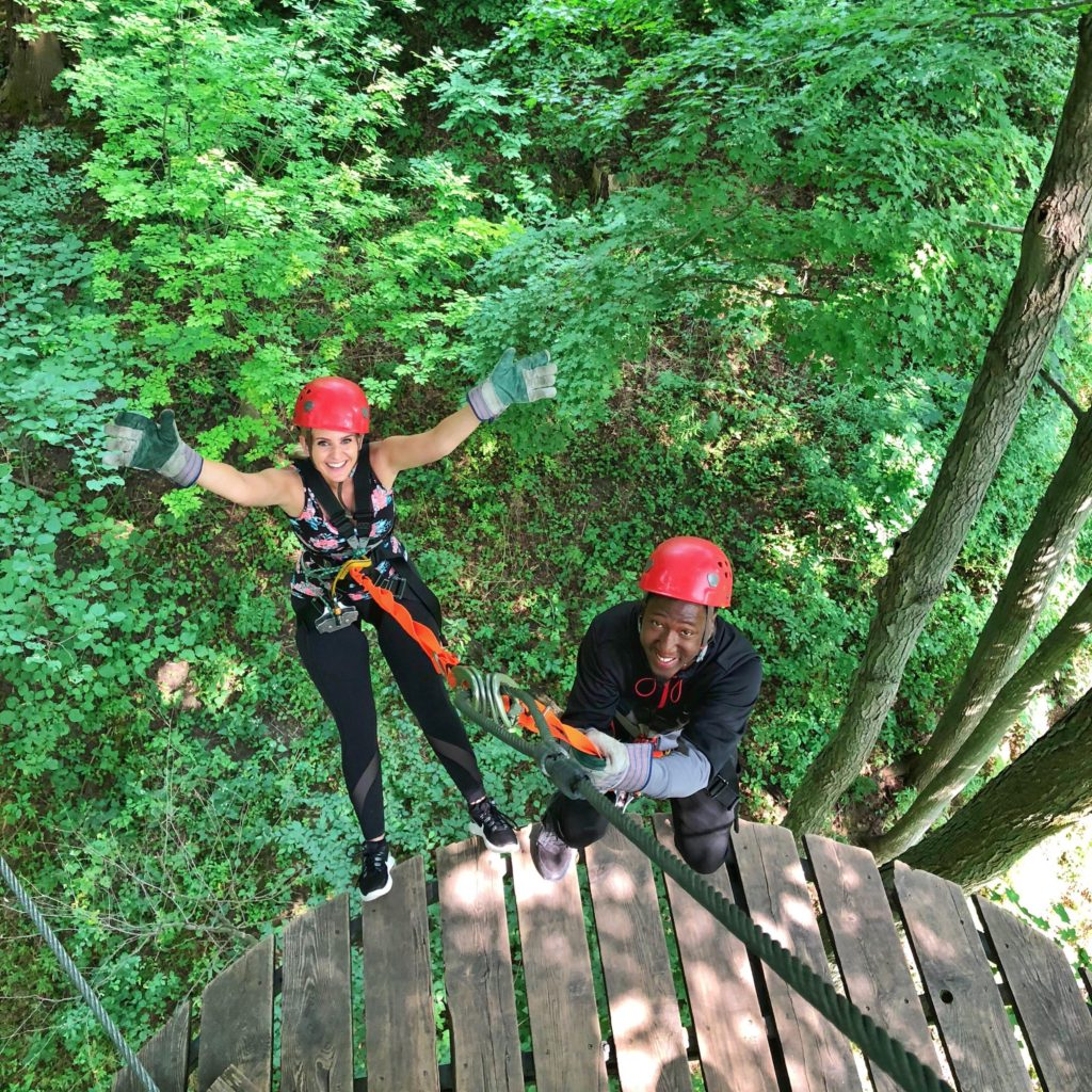 Things to do in Norfolk County: Zip Line & Canopy Tour at Long Point Eco-Adventures