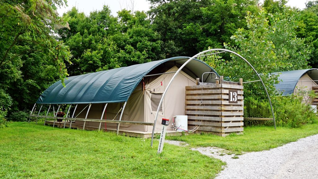 Things to do in Norfolk County: Glamping at Long Point Eco-Adventures