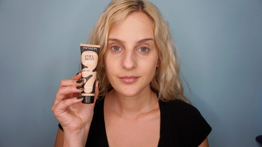 Revlon's Colorstay Foundation Comparison