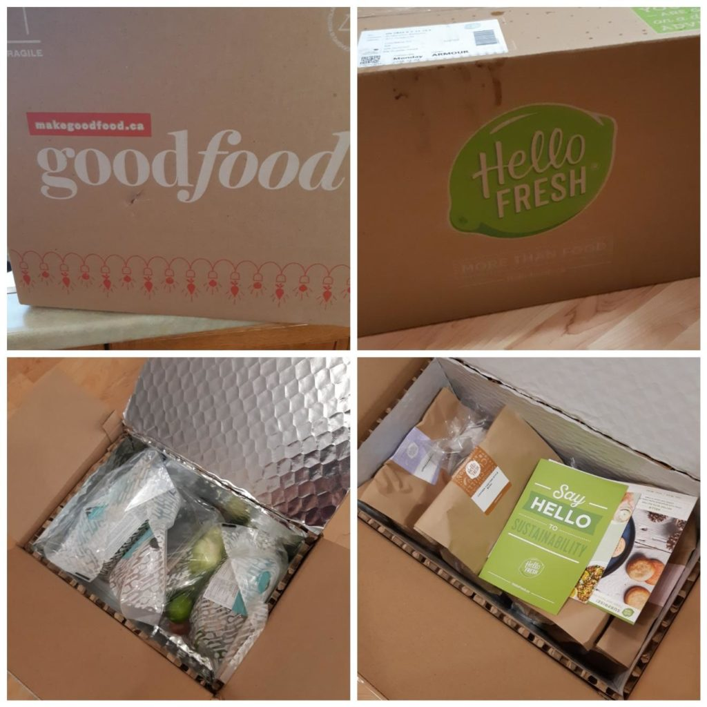 GoodFood vs. Hello Fresh