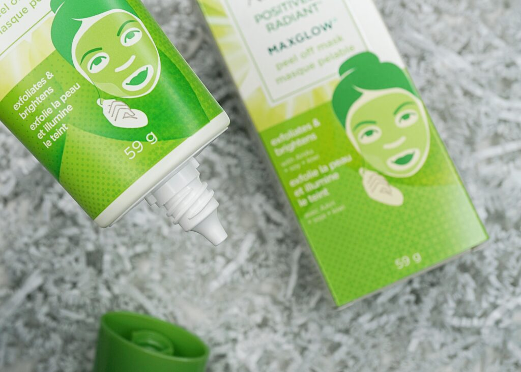Aveeno Positively Radiant MAXGLOW Collection