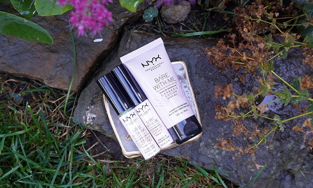 NYX Professional Makeup - Bare With Me Cannabis Sativa Seed Oil Collection