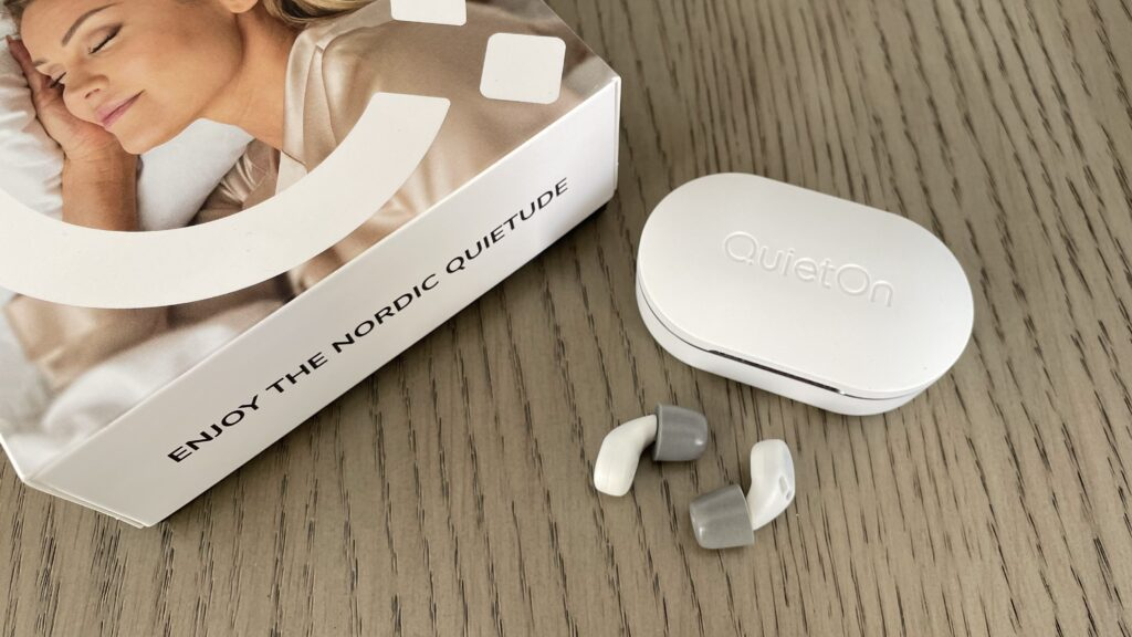 QuietOn 3 Noise Cancelling Earbuds